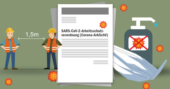 SARS-CoV-2-Arbeitsschutzverordnung (Corona-ArbSchV)- Bauprofessor-Begriffserläuterung -