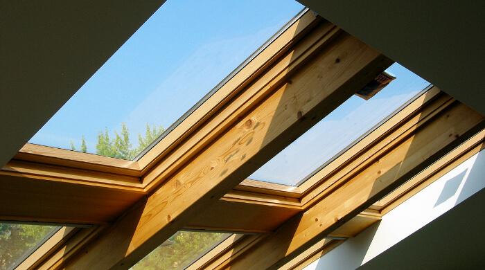 Wohnraumdachfenster