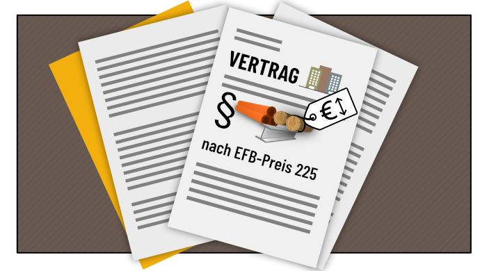 Das Formblatt 225 aus dem VHB-Bund erläutert u. a. die Berechnungsvorschriften der Basiswerte 1, 2 und 3 zur Preisgleitklausel zu den festgelegten Zeitpunkten.