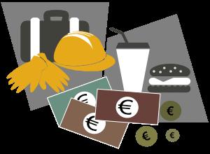 Verpflegungsmehraufwendungen im Ausland- Bauprofessor-Begriffserläuterung -
