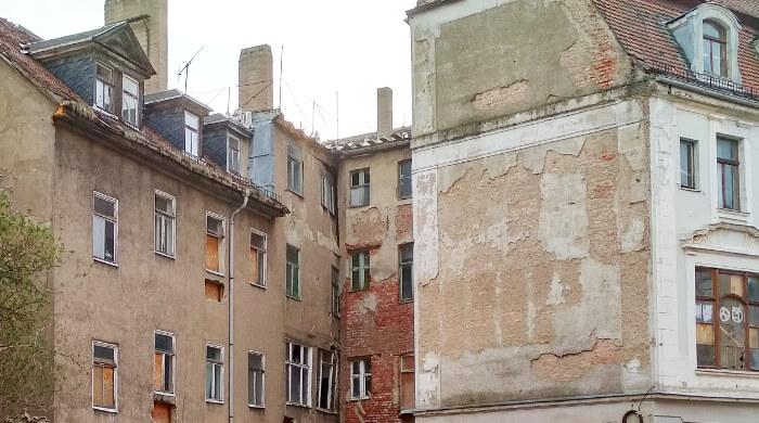 Stilllegung von Gebäuden- Bauprofessor-Begriffserläuterung -