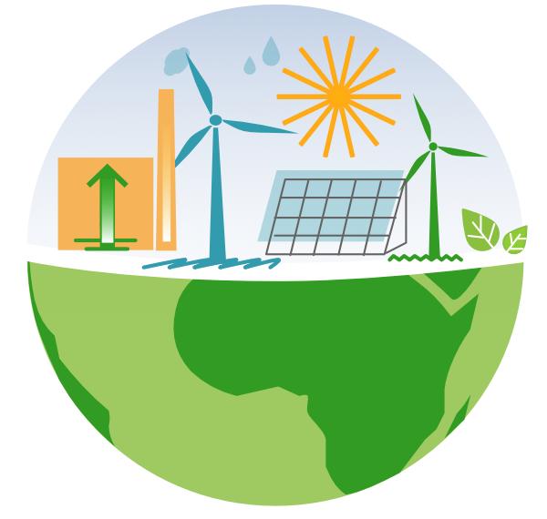 Nicht nur bei der Energiegewinnung soll die CO2-Emmission verringert werden - die Klimaschutz-Förderung setzt auch Anreize für andere Sektoren