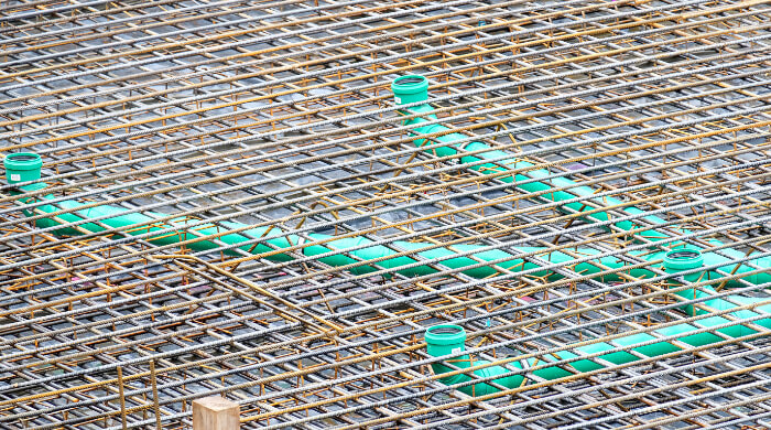 Stahlmatte- Bauprofessor-Begriffserläuterung -
