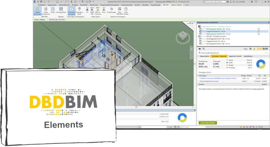 DBD-BIM in Autodesk® Revit®