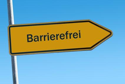 Normen und Richtlinien zum barrierefreien Bauen