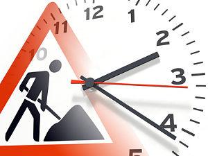 Zunehmende Nutzung von Arbeitszeitkonten in der Bauwirtschaft