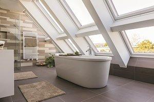 Roto bei STLB-Bau: Schnell und einfach zum Premium-Dachfenster