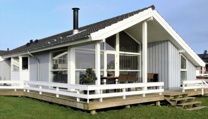 Bauen und Wohnen mit natürlichen Materialien