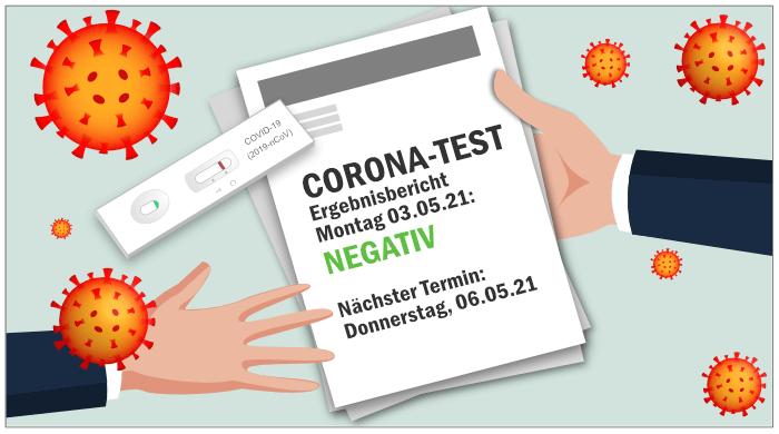 Corona-Testangebotspflicht der Unternehmen