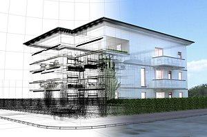Baukosten direkt in Revit: Ändert sich die Planung, ändern sich die Kosten