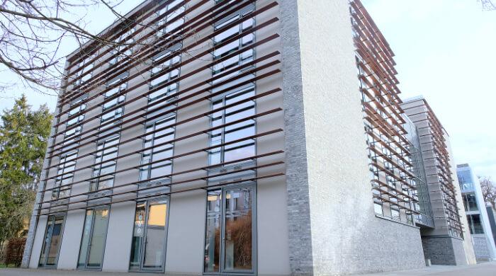Gebäude in Weimar